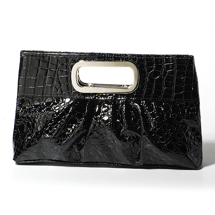 Summer Patent Leather Clutch Purse Bags