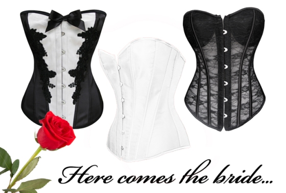 Bridal Corsets and Bustiers