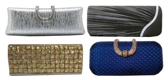 Celebrity Style Clutch Purses