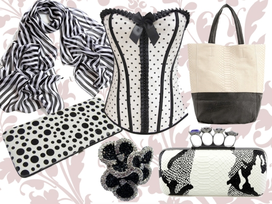 Find High Contrast accessories at Chicastic!