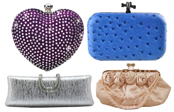 Chicastic has many styles of clutch purses available!