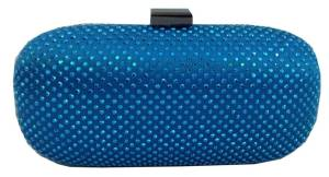 Something Blue Clutch Purse