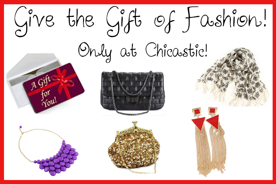 Give the Gift of Fashion