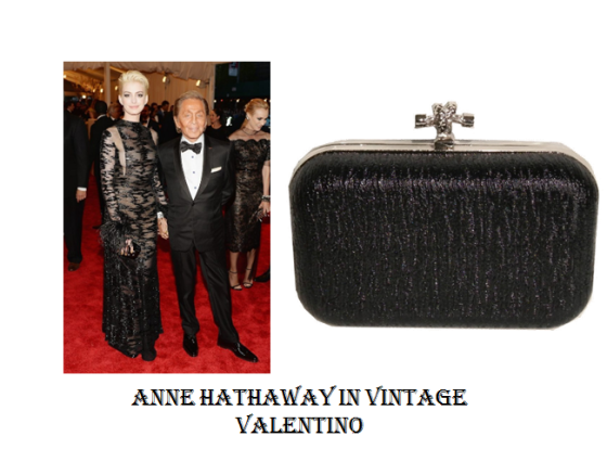 Anne in Valentino