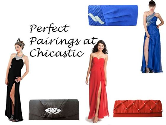 Evening, Prom, Bridal, and  Casual Handbags and Clutches