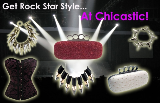 Rock star Style