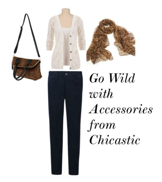 Leopard Print Accessories at Chicastic