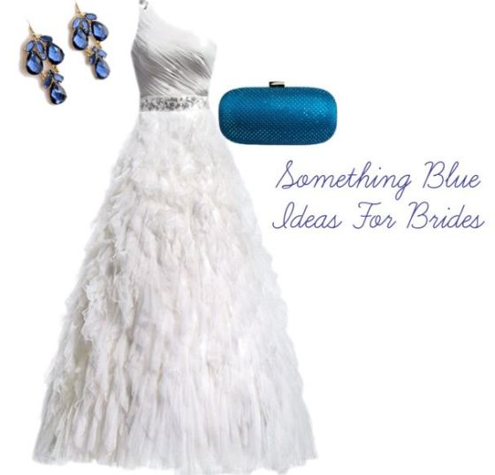 Something Blue for Brides