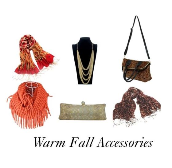 Warm Fall Accessories