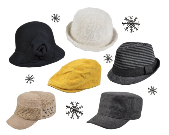 Best Hats for Winter, www.chicastic.com