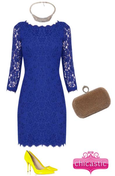 Accessorize a Formal Dress, chicastic.com, rhinestone clutch purses, rhinestone necklace
