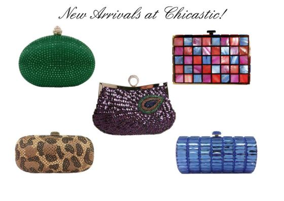 New Arrival Clutch Bags at Chicastic