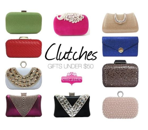 Clutch Purses Under $50