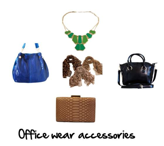Office Wear Fashion Accessories