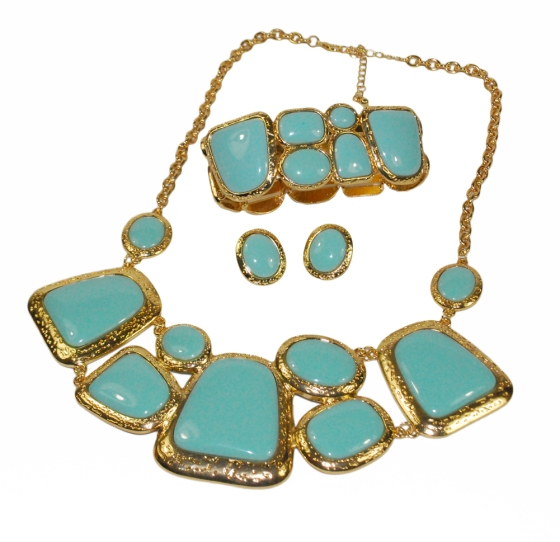 Turquoise Mint Jewelry