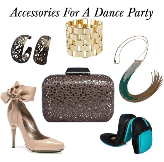Dance Party Accessories