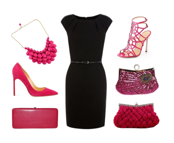 Fuchsia Accessories