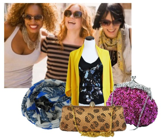 Girls Night Out Accessories