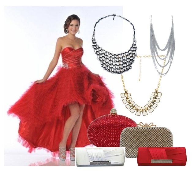 Homecoming Dress Accessories