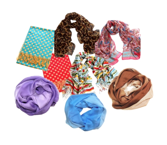 Scarves at Chicastic