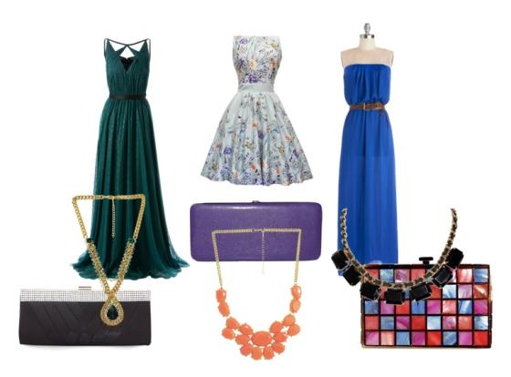 Spring Wedding Accessories