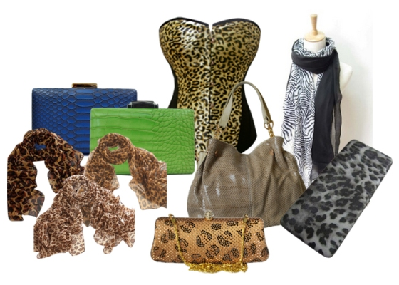 Animal Print Accessories
