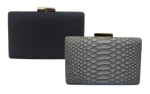 Snakeskin Clutches