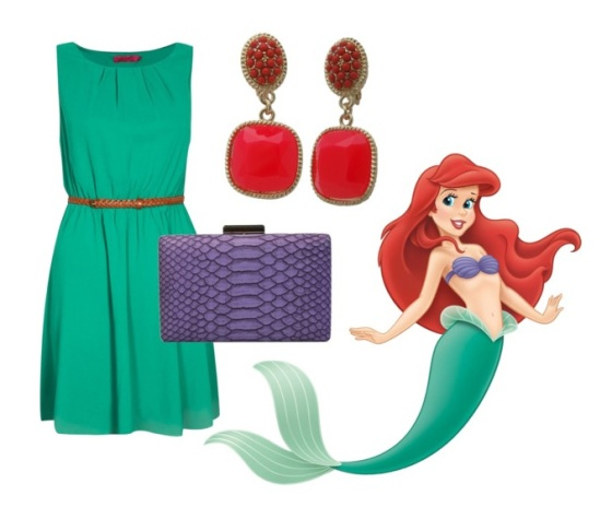Disney Inspired Outfit