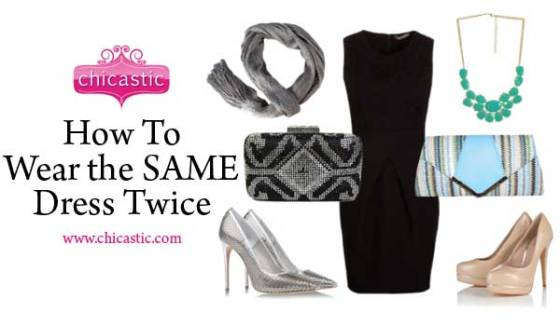 how-to-wear-same-dress-twice