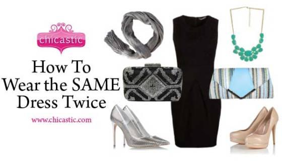 how-to-wear-same-dress-twice