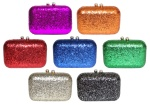 Glitter Confetti Sparkle Cocktail Clutches