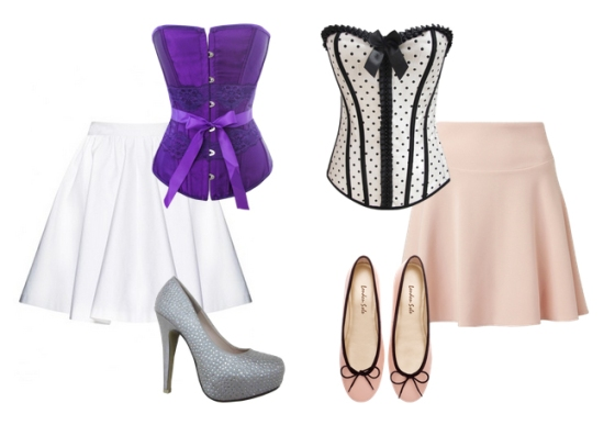 Ballerina Inspired Outfits