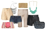 Shorts and Accessories