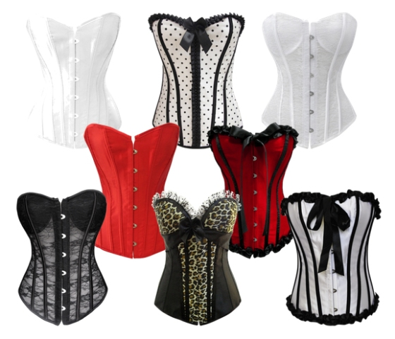 Wedding Night Corsets