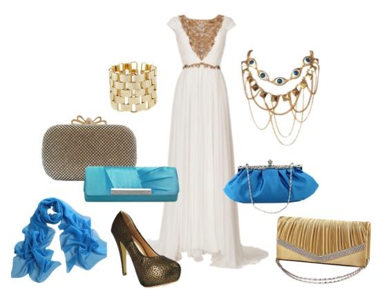 Greek Wedding Fashion