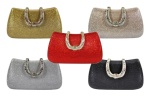 Horseshoe Evening Clutch Bag