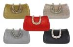 Horseshoe Evening Clutch Bag