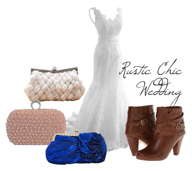 Wedding Wednesday Rustic Chic Fashion Wedding Tips