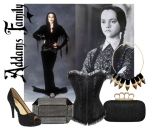 The Addams Family Fashion