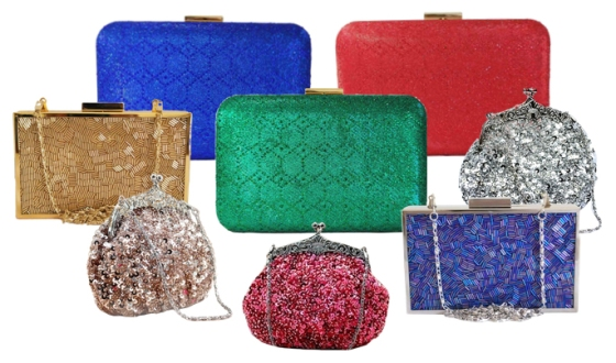 Holiday Purses