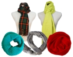Holiday Scarves