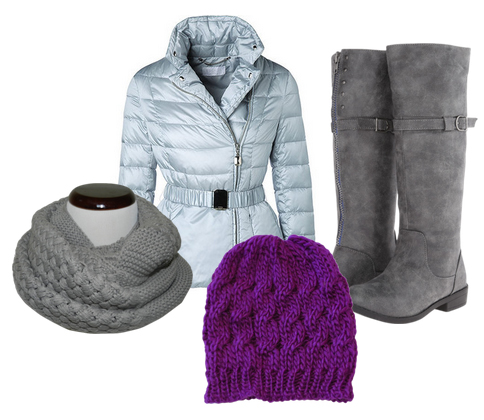 Bundle Up With Warm Accessories
