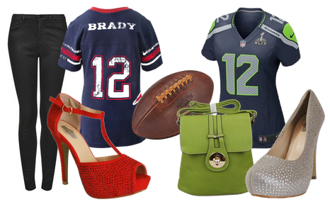 Super Bowl Outfits