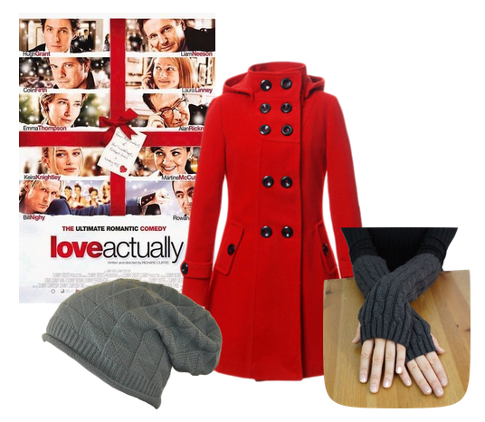 Love Actually Inspired Look