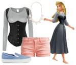 Sleeping Beauty Outfit