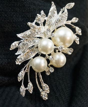 Brooch featured on Age of Fashion