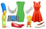 Simpsons Outfits