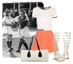 A League of Their Own Inspired Outfit