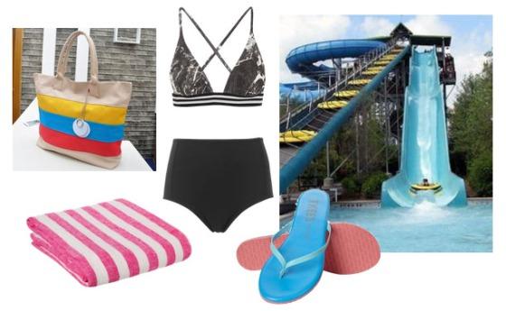 Water Park Fashion