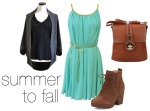 Layering Summer Dresses